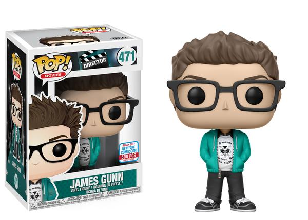 Funko POP James Gunn Vinyl Figure NYCC 2017 Exclusive LE 500