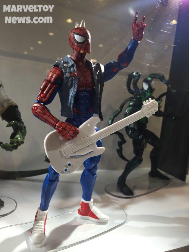 "Marvel Legends Lizard Series Spider-Punk 6"" Figure"