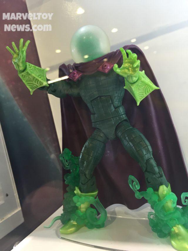 Marvel Legends Mysterio Figure Hasbro 2018 Lizard Series
