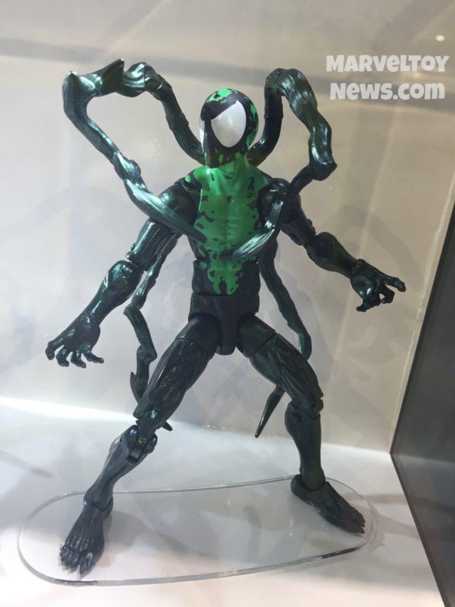 Spider-Man Marvel Legends Lasher Figure Hascon 2017