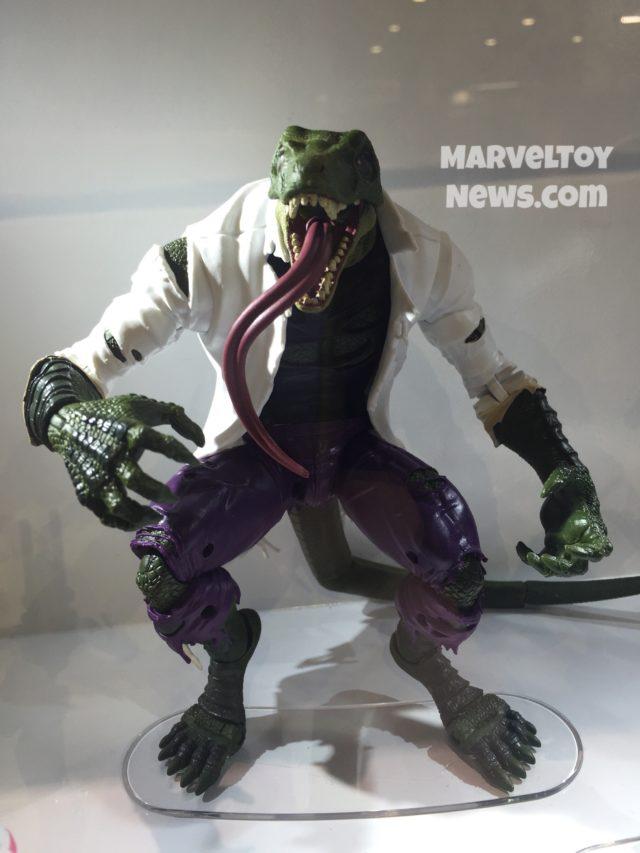 HasCon Marvel Legends Lizard Build-A-Figure