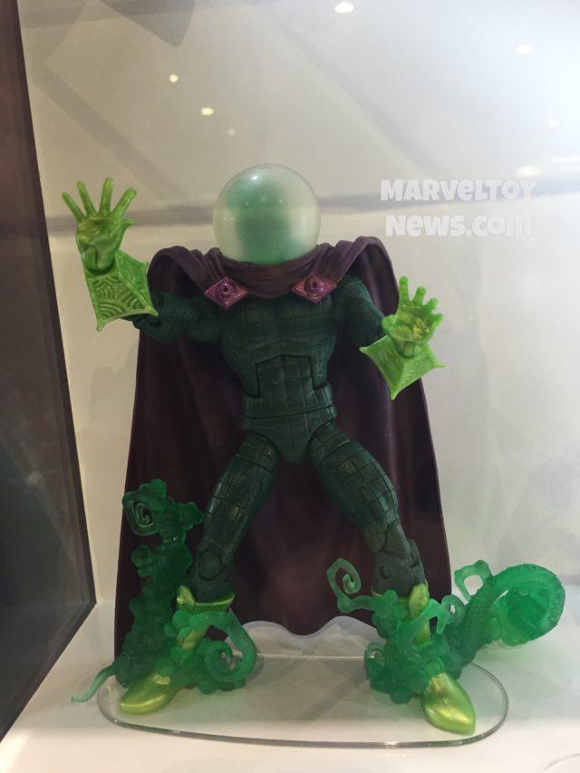 "Mysterio Marvel Legends 2018 Hasbro 6"" Figure Hascon"