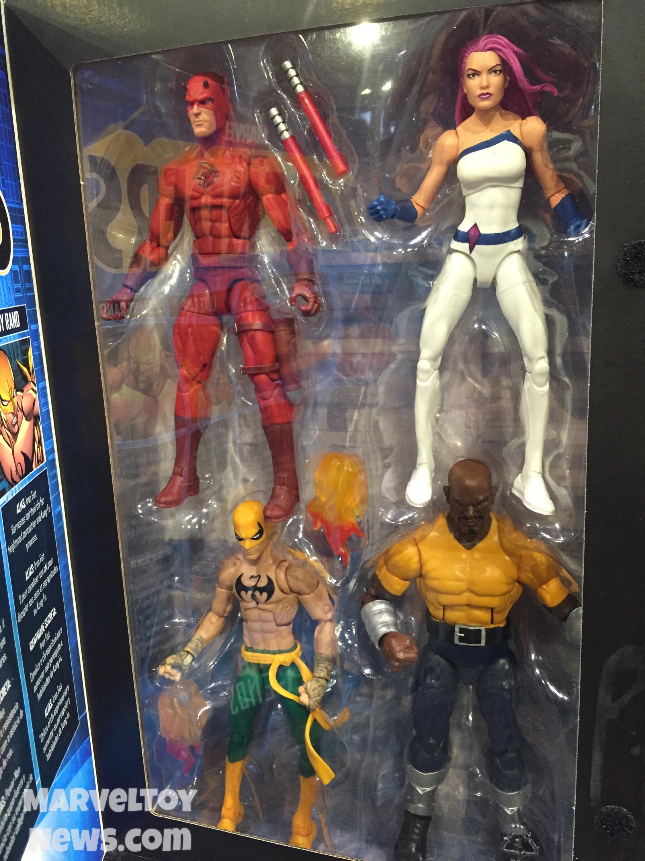 e0aa98391d16a Exclusive Marvel Legends Defenders Box Set 41% Off Sale! - Marvel ...