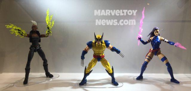 2018 Marvel Legends X-Men Figures HasCon Reveals