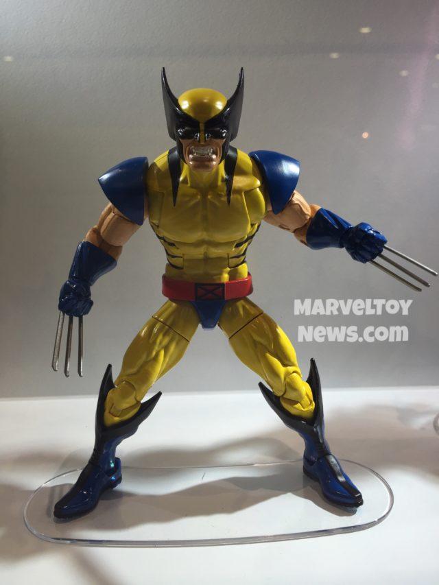 Marvel Legends 2018 Wolverine Tiger Stripe Figure