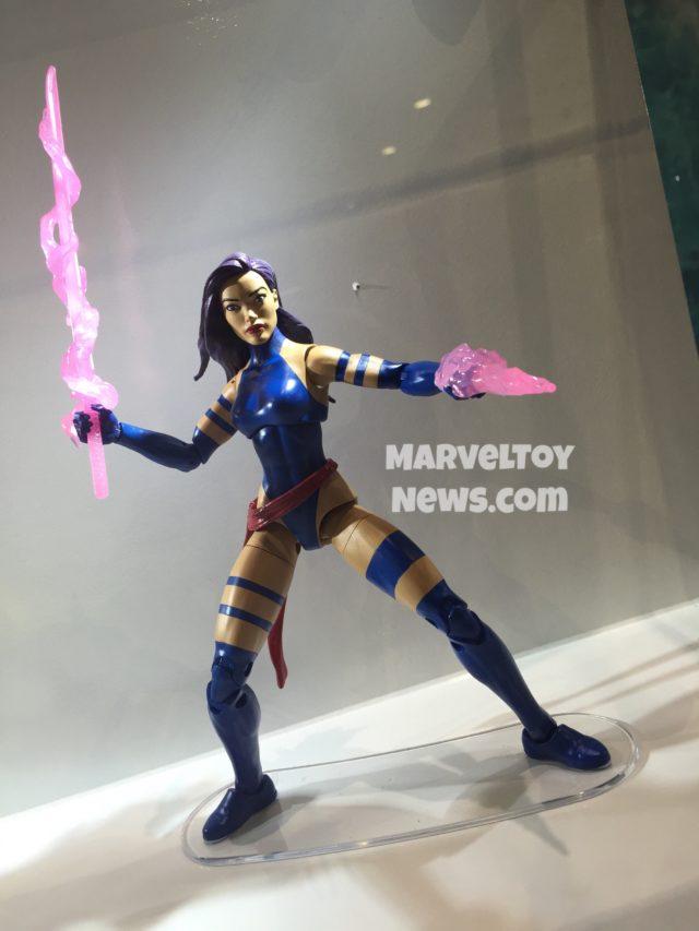 Marvel Legends 2018 Psylocke Figure