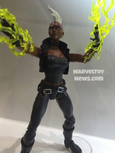 HasCon Marvel Legends Mohawk Storm 2018 Figure
