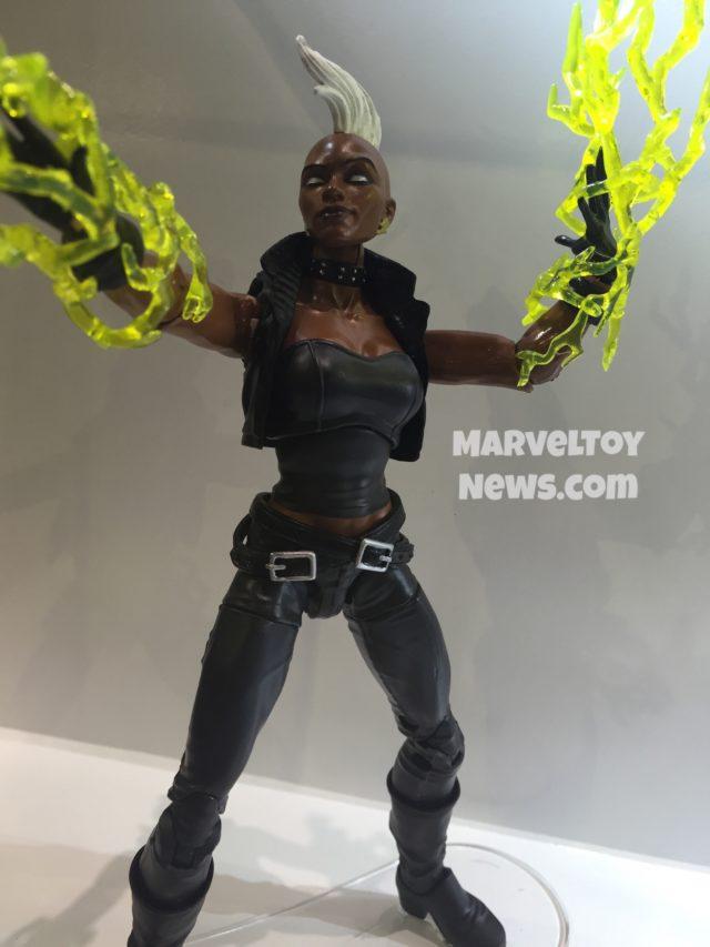 HasCon Marvel Legends Mohawk Storm 2018 Figure
