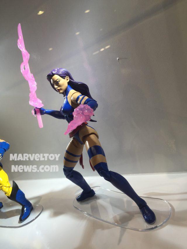 Hasbro Psylocke Marvel Legends X-Men 2018 Series Figure