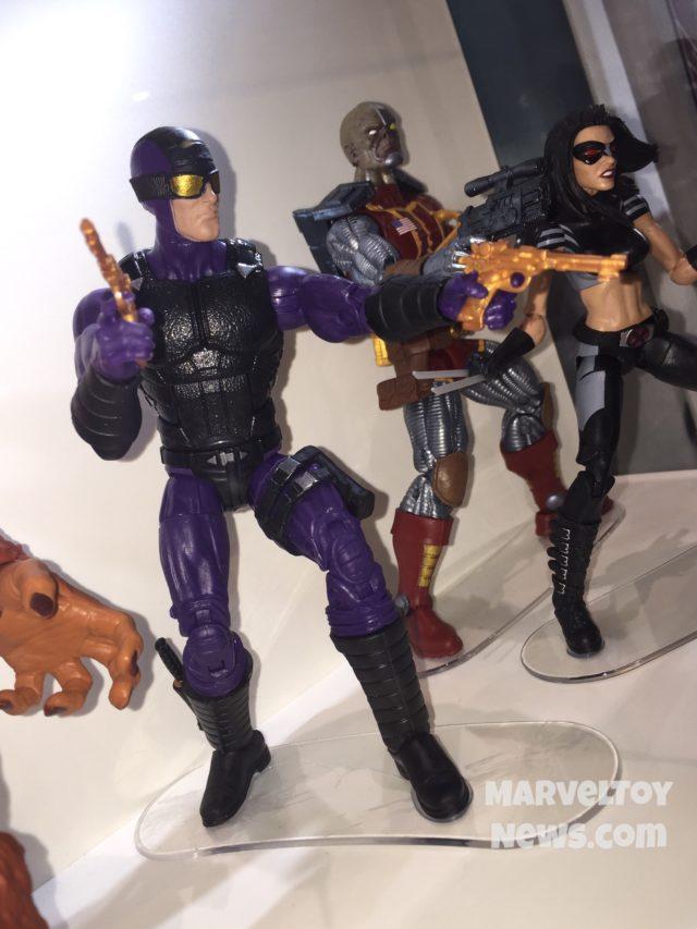 Marvel Legends Paladin Figure Deadpool Series HasCon