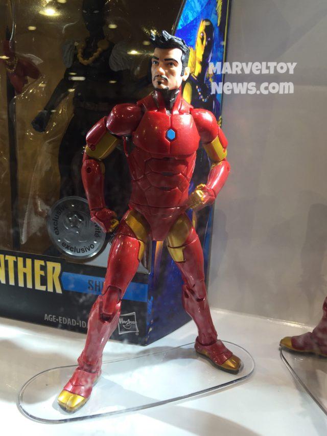 Marvel Legends Tony Stark Invincible Iron Man Figure