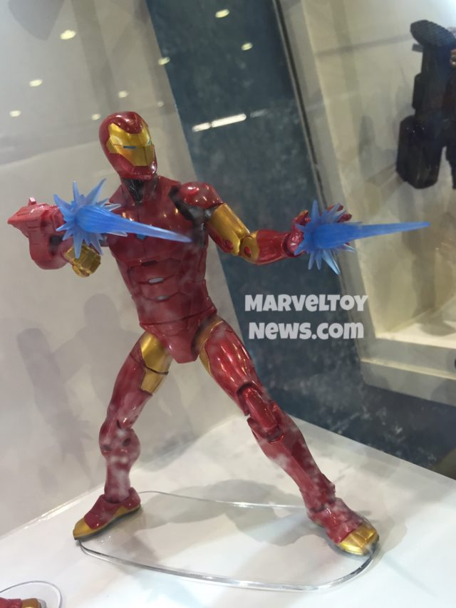 HasCon Marvel Legends Invincible Iron Man Revealed