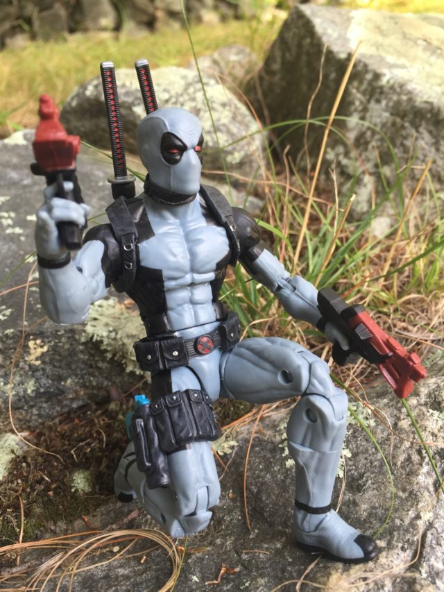 "Review Hascon Deadpool X-Force Marvel Legends 6"" Figure"