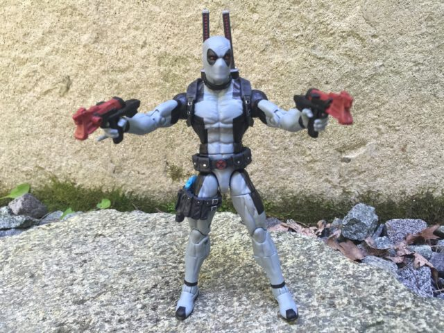 X-Force Deadpool Marvel Legends Figure Review