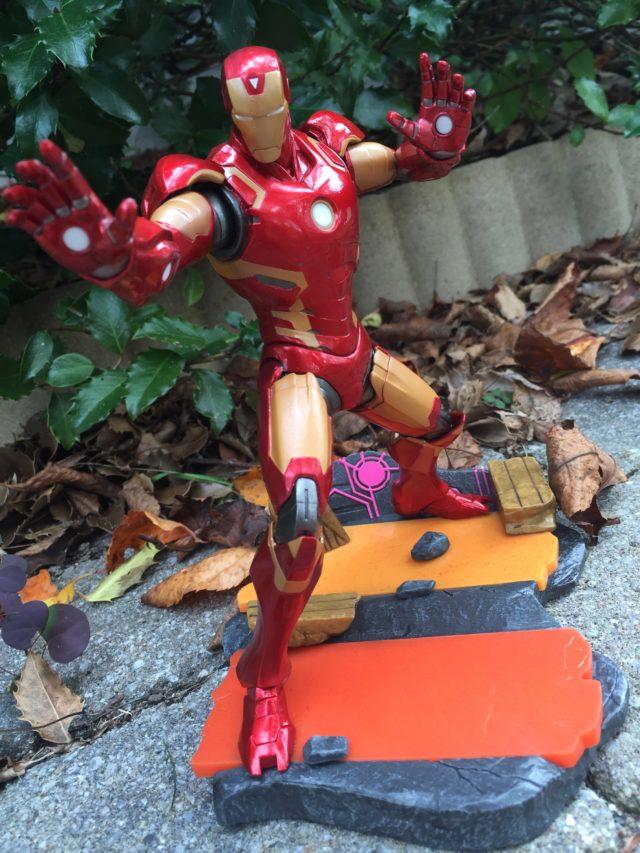 Marvel vs Capcom Infinite Iron Man Statue Collector's Edition Review
