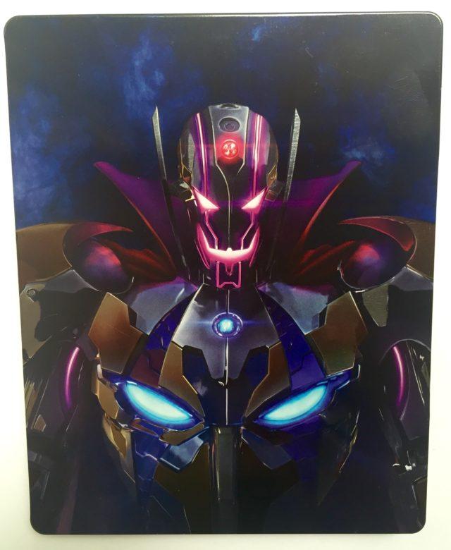 Marvel vs Capcom Infinite Steelbook