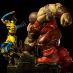 Iron Studios Juggernaut vs. Wolverine Statue Up for Order!