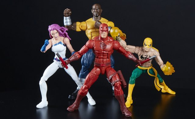 Marvel Legends Defenders 4-Pack Exclusive