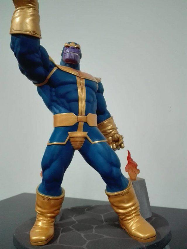 Marvel Premiere Collection Thanos Figure Diamond Select Toys