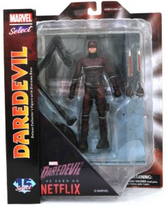 Marvel Select Daredevil Netflix Figure Packaged