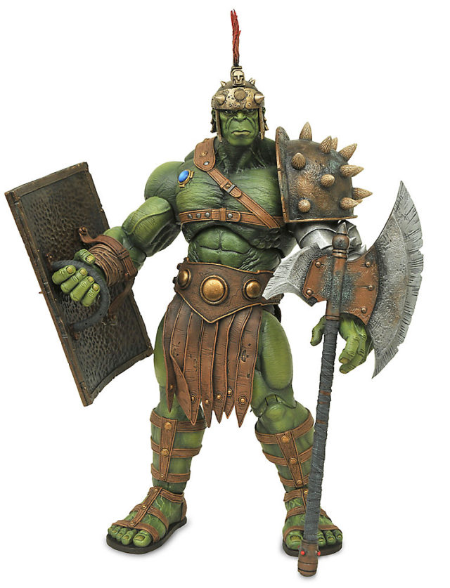 Marvel Select Planet Hulk Gladiator Hulk Exclusive Figure
