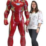 NECA Life-Size Iron Man Foam Figure Revealed! Photos & Order Info!