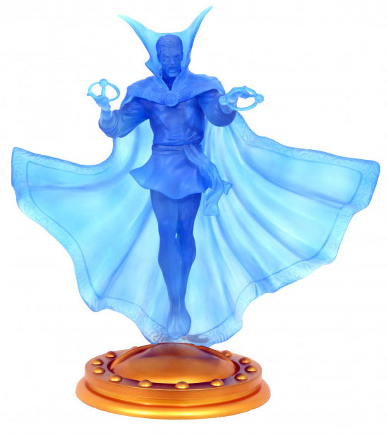 New York Comic Con Exclusive DST Doctor Strange Astral Form Statue