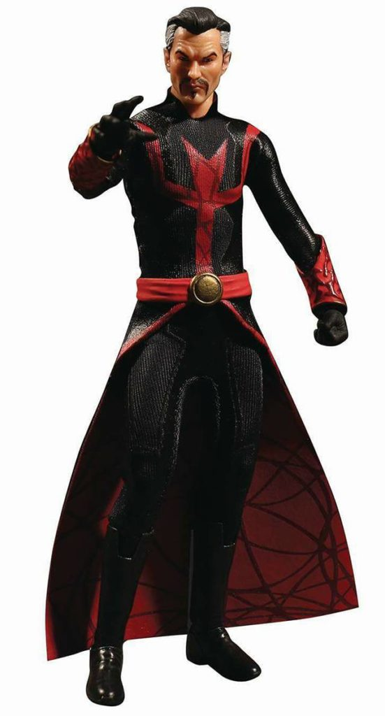 ONE 12 Collective Defenders Doctor Strange Mezco Toyz Figure