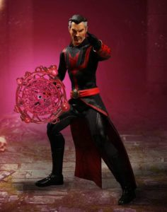 Previews Exclusive Doctor Strange ONE 12 Collective Modern Variant Figure