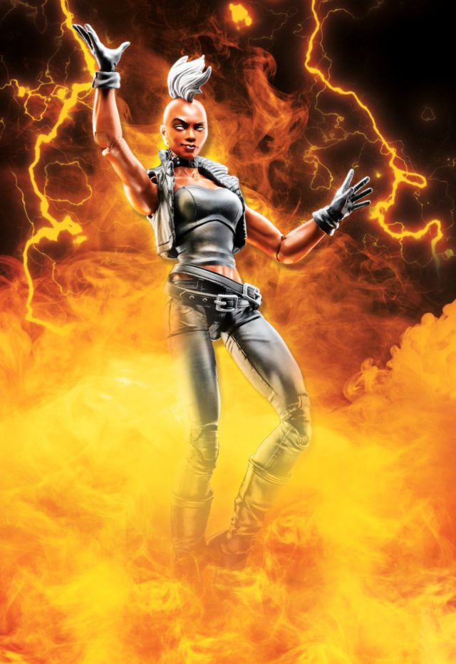 X-Men Marvel Legends Mohawk Storm Figure 2018 Hasbro