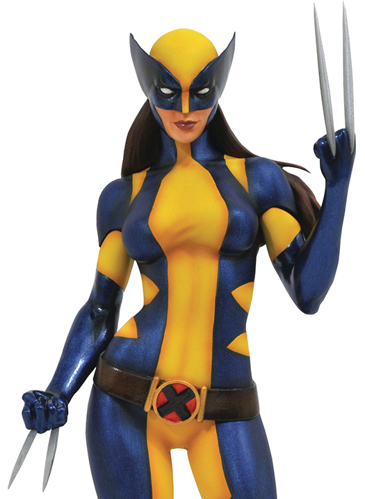 Marvel gallery x 23 wolverine iron fist statues up for order dst x 23 wolverine marvel gallery pvc statue voltagebd Images
