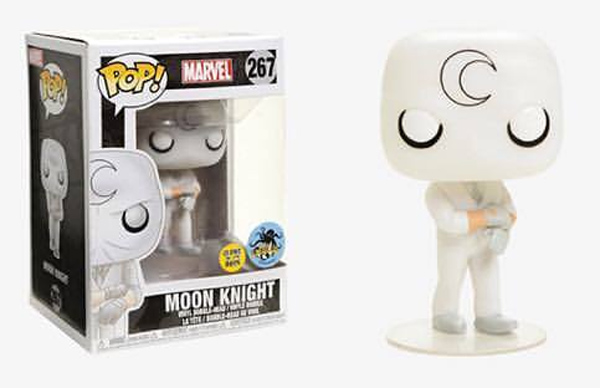 Funko Moon Knight POP Vinyl Exclusive
