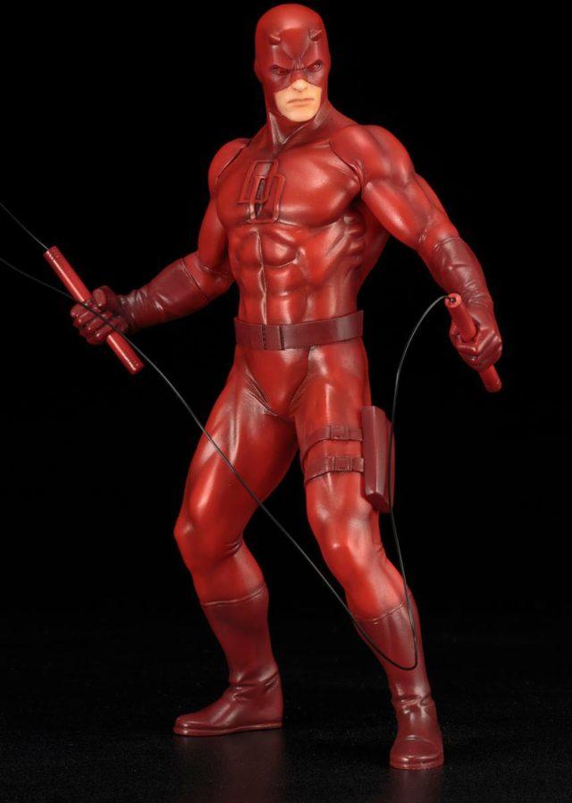 Koto Defenders Daredevil ARTFX Statue Red Costume