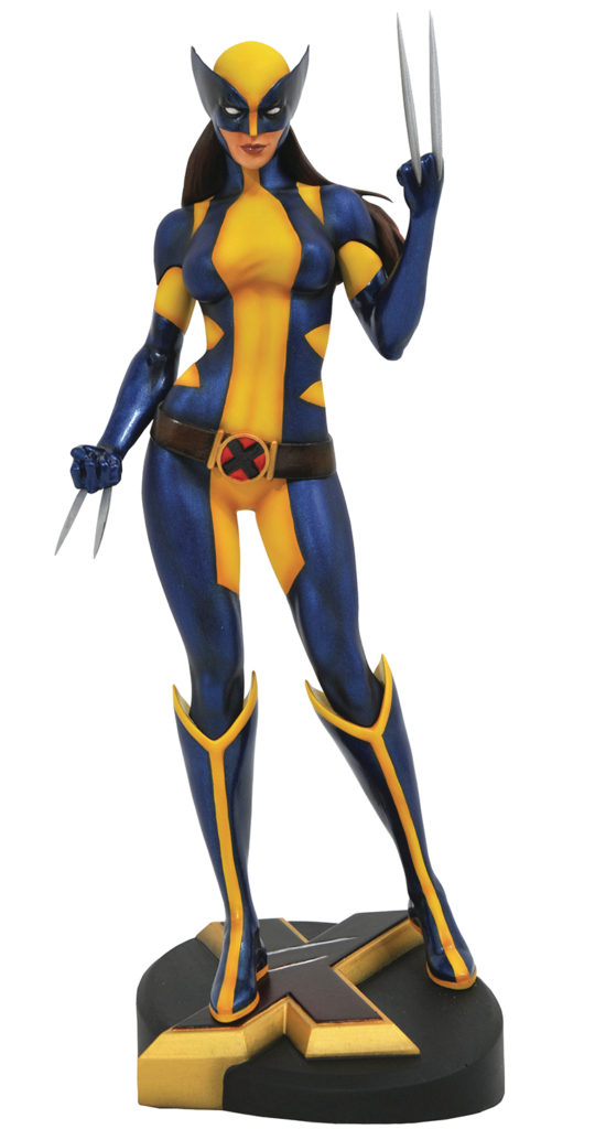 Marvel Gallery X-23 Wolverine Statue Pre-Order