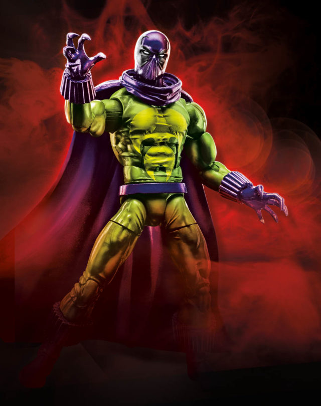 Marvel Legends 2018 Prowler Figure Hi Res Lizard Series