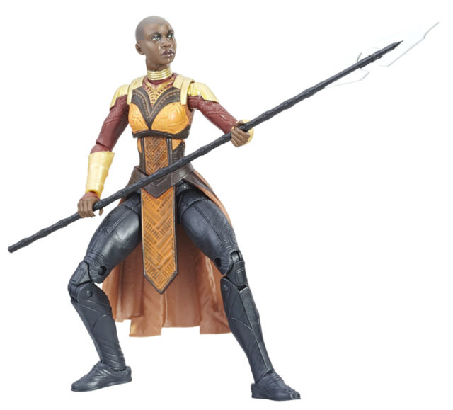 Marvel Legends Black Panther Build-A-Figure Okoye Hi-Res