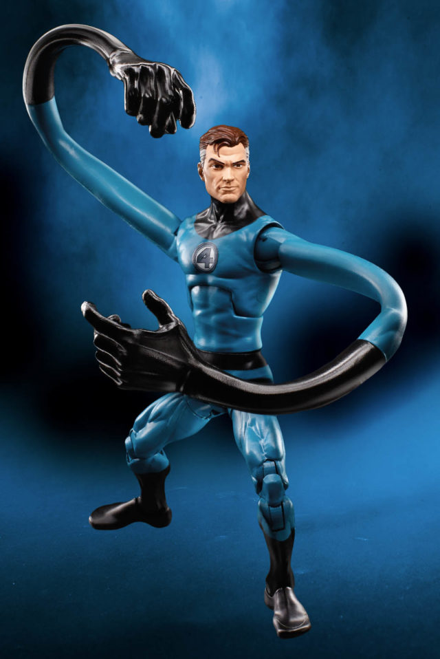 Marvel Legends Mr. Fantastic NYCC 2017 Figure - Copy