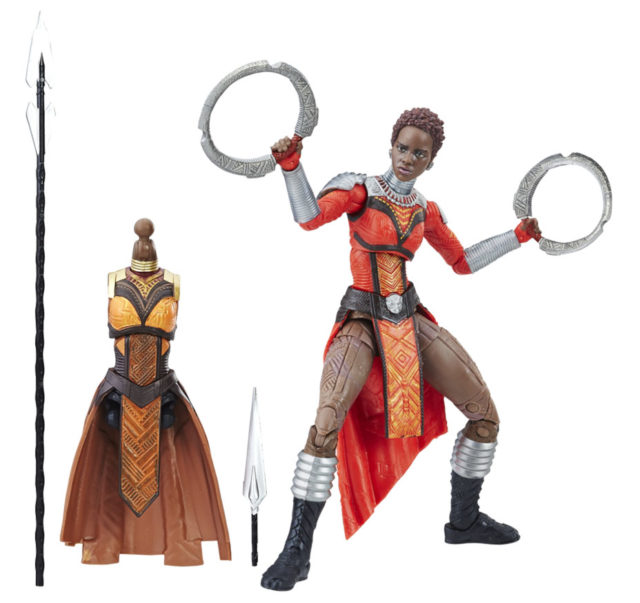 Marvel Legends Nakia Figure Hi Res Photo