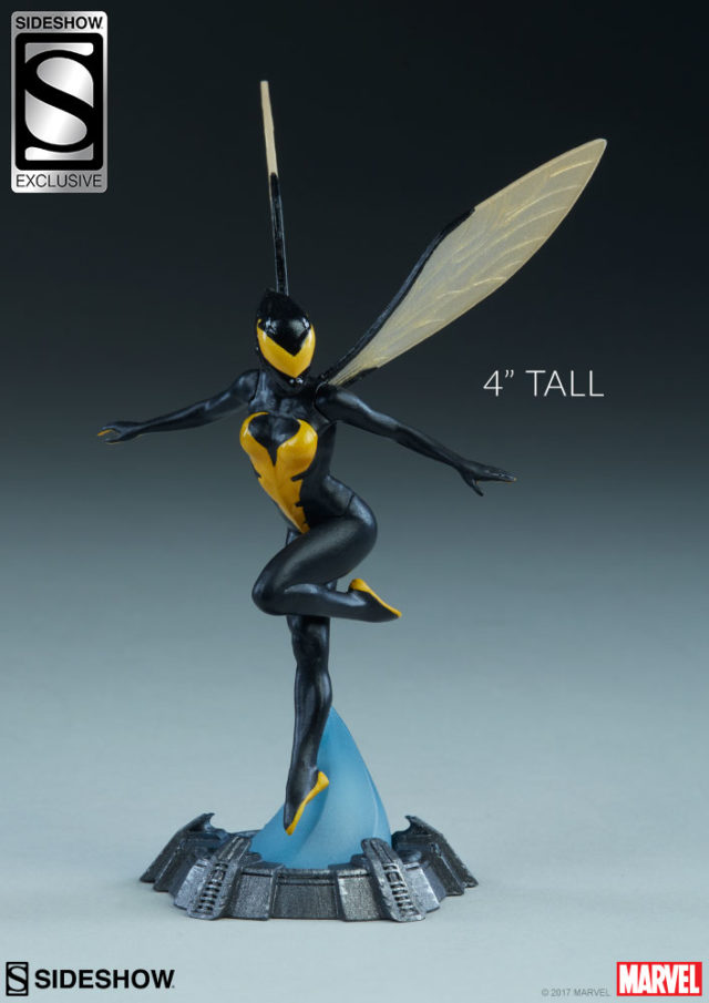 Sideshow Collectibles Avengers Assemble Mini Wasp Statue