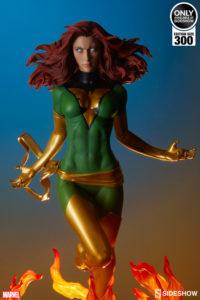 Sideshow Exclusive Premium Format Green Phoenix Jean Grey Statue