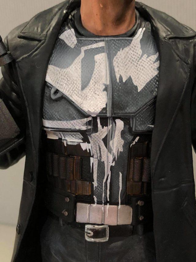 Vest on Marvel Gallery Punisher PVC Figure