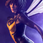 Sideshow Avengers Assemble Wasp Statue Up for Order!