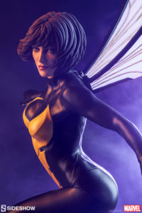 Wasp Sideshow Collectibles Statue