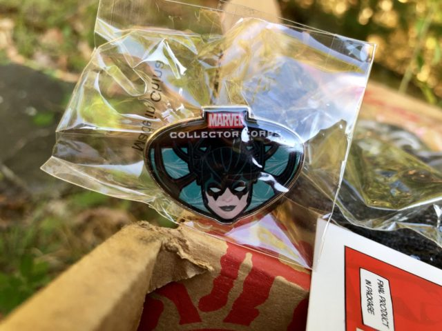 Marvel Collector Corps Hela Pin