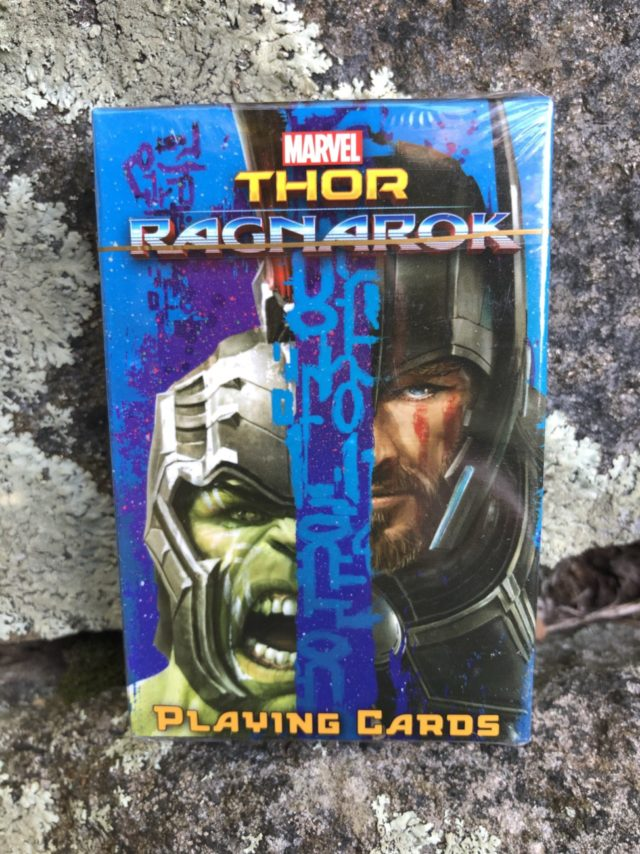 Funko Thor Ragnarok Playing Cards