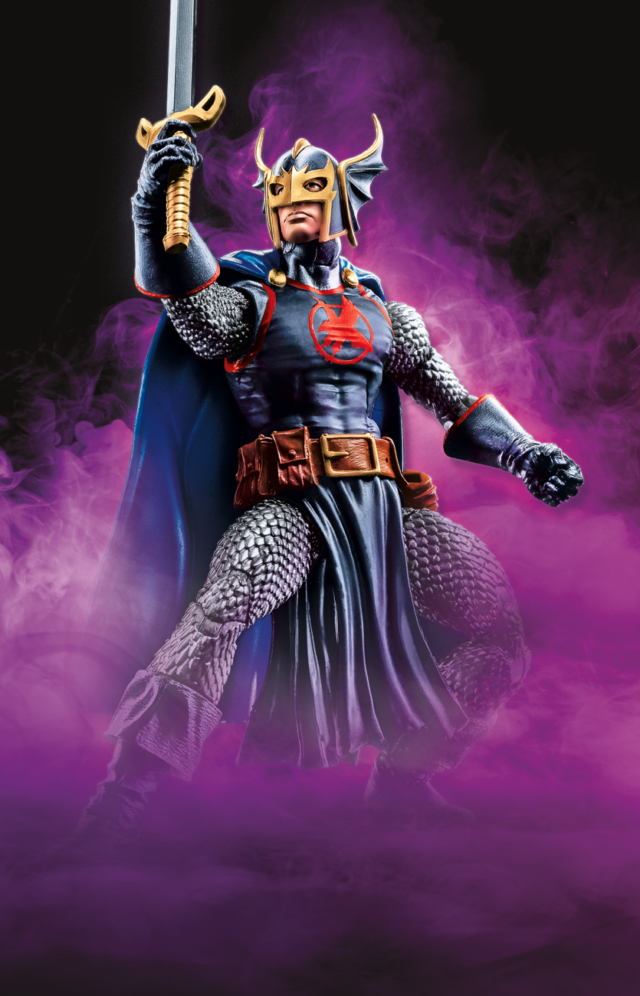 Marvel Legends 2018 Black Knight Figure Hi-Res