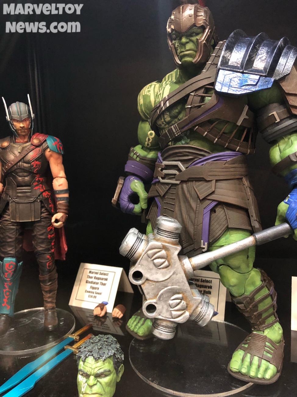 Marvel Select Thor Ragnarok Gladiator Thor Action Figure