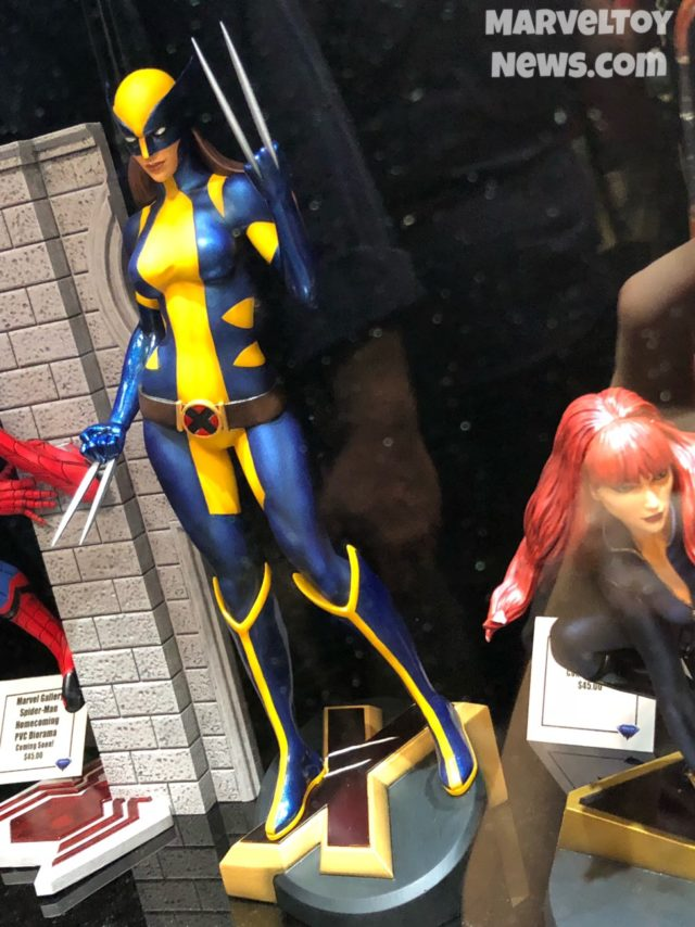 Diamond Select Toys X-23 Gallery Statue NYCC 2017