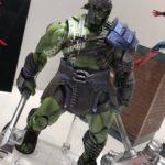 NYCC 2017: SH Figuarts Gladiator Hulk & Thor Figures!