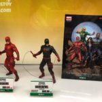 NYCC 2017: Kotobukiya Daredevil ARTFX+ Defenders Statues!